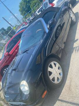 2003 Ford Thunderbird for sale at Car Barn of Springfield in Springfield MO