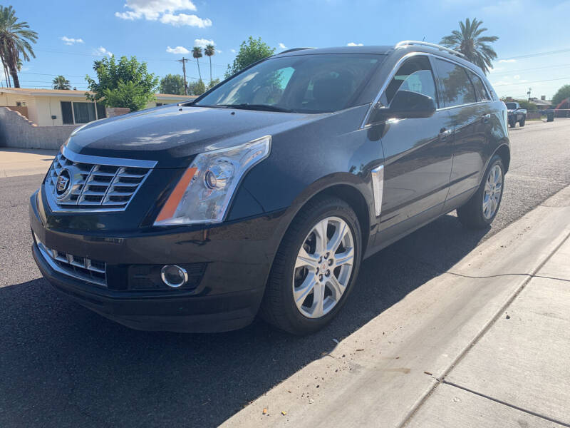 2013 Cadillac SRX for sale at Hyatt Car Company in Phoenix AZ