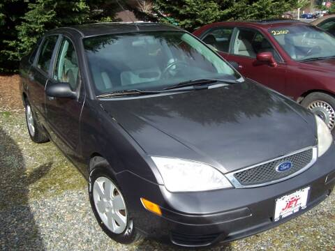 2007 Ford Focus for sale at M & M Auto Sales LLc in Olympia WA