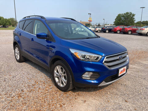 2017 Ford Escape for sale at McCully's Automotive - Trucks & SUV's in Benton KY