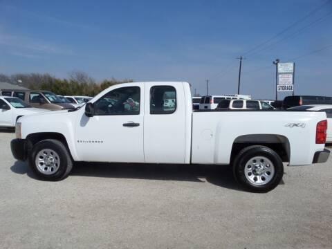 2013 Chevrolet Silverado 1500 for sale at AUTO FLEET REMARKETING, INC. in Van Alstyne TX