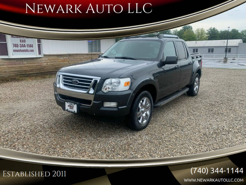 2010 Ford Explorer Sport Trac for sale in Heath, OH