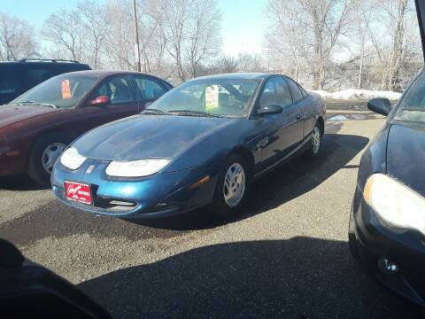 2001 Saturn S-Series for sale at BARNES AUTO SALES in Mandan ND
