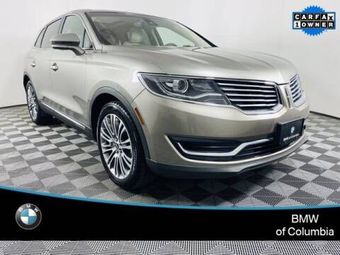2016 Lincoln MKX for sale at Preowned of Columbia in Columbia MO