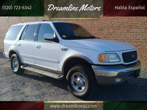 2000 Ford Expedition for sale at Dreamline Motors in Coolidge AZ