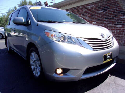 2011 Toyota Sienna for sale at Certified Motorcars LLC in Franklin NH