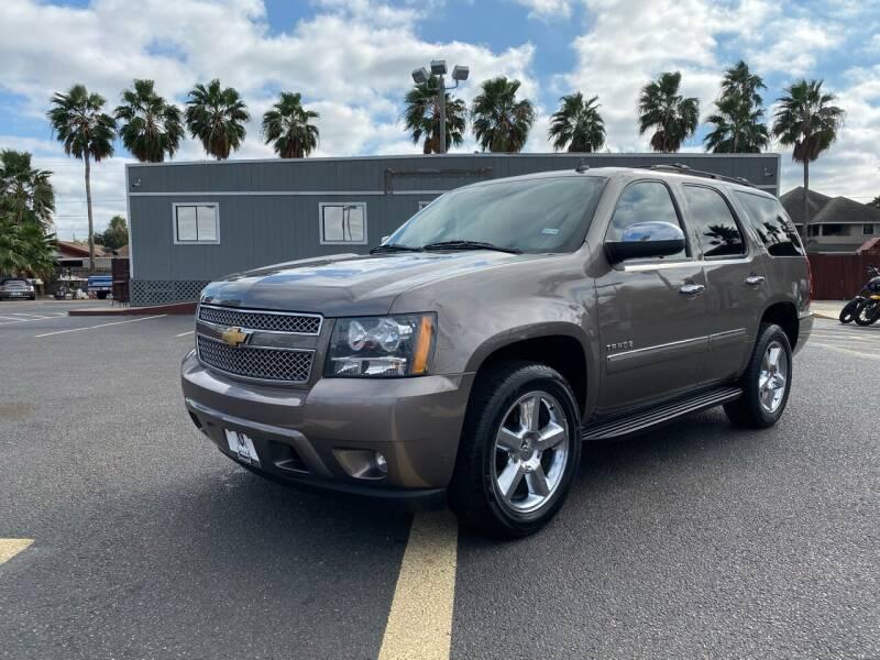 2013 Chevrolet Tahoe for sale at Barrett Auto Gallery in San Juan TX