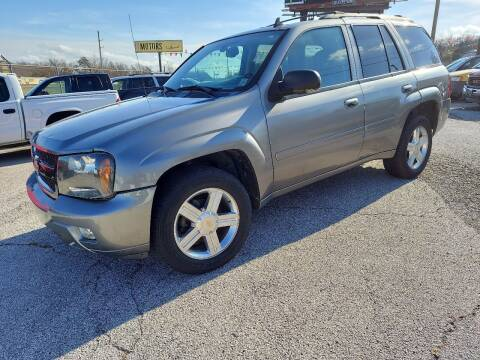 2008 Chevrolet TrailBlazer for sale at BBC Motors INC in Fenton MO