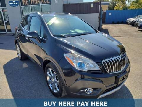2014 Buick Encore for sale at Stanley Direct Auto in Mesquite TX