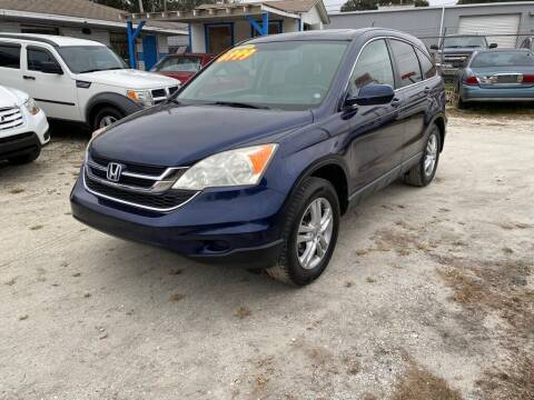 2010 Honda CR-V for sale at SKYLINE AUTO SALES LLC in Winter Haven FL