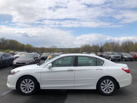 2013 Honda Accord for sale at CARS PLUS CREDIT in Independence MO