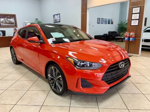 2019 Hyundai Veloster for sale at Adams Auto Group Inc. in Charlotte NC
