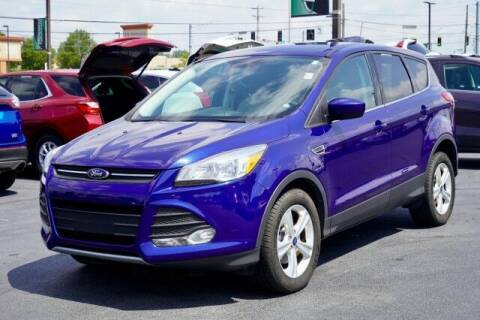 2014 Ford Escape for sale at Preferred Auto Fort Wayne in Fort Wayne IN