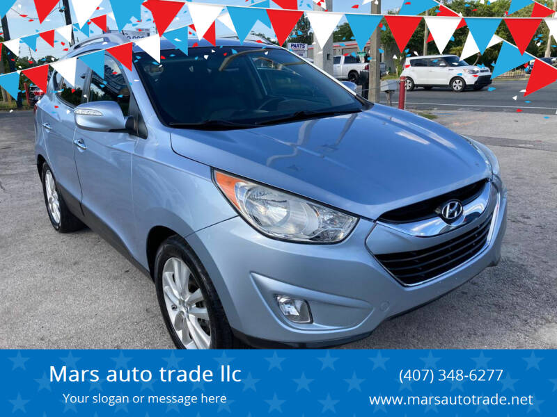 2012 Hyundai Tucson for sale at Mars auto trade llc in Kissimmee FL
