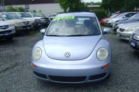 2009 Volkswagen New Beetle for sale at Balic Autos Inc in Lanham MD