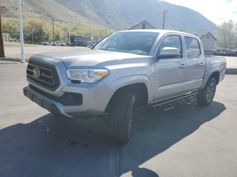2020 Toyota Tacoma for sale at Firehouse Auto Sales in Springville UT