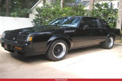 1987 Buick Regal for sale at US 24 Auto Group in Redford MI