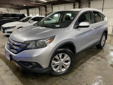 2013 Honda CR-V for sale at Sonias Auto Sales in Worcester MA