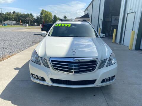 2011 Mercedes-Benz E-Class for sale at Deaux Enterprises, LLC. in Saint Martinville LA