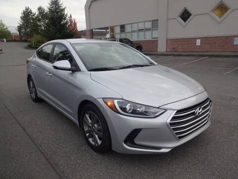 2018 Hyundai Elantra for sale at Prudent Autodeals Inc. in Seattle WA