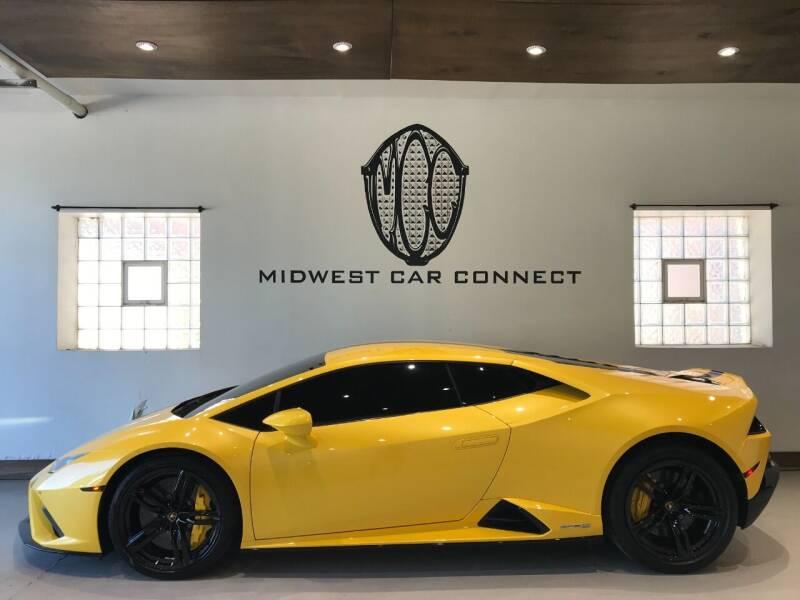 2021 Lamborghini Huracan for sale at Midwest Car Connect in Villa Park IL