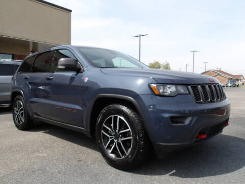 2020 Jeep Grand Cherokee for sale at TAPP MOTORS INC in Owensboro KY