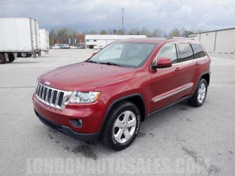 2012 Jeep Grand Cherokee for sale at London Auto Sales LLC in London KY