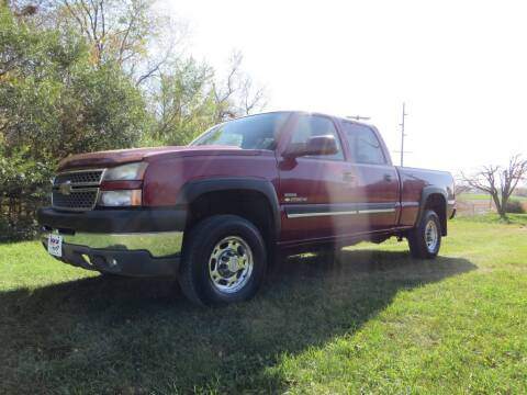 2005 Chevrolet Silverado 2500HD for sale at The Car Lot in New Prague MN