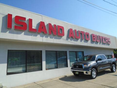 2011 Toyota Tundra for sale at Island Auto Buyers in West Babylon NY
