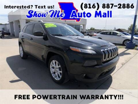 2016 Jeep Cherokee for sale at Show Me Auto Mall in Harrisonville MO