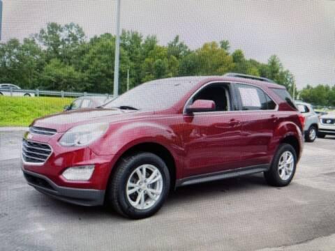 2017 Chevrolet Equinox for sale at D & P OF MIAMI CORP in Miami FL