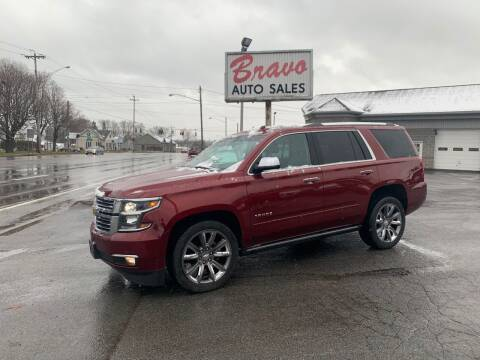2017 Chevrolet Tahoe for sale at Bravo Auto Sales in Whitesboro NY