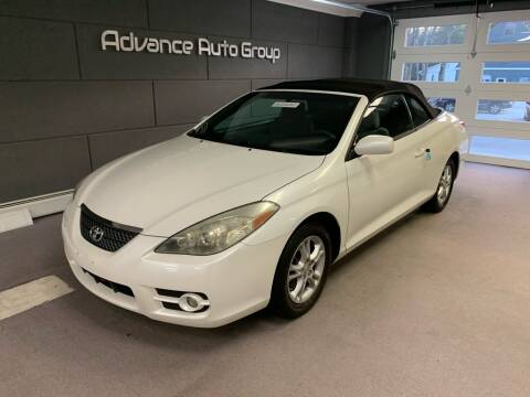 2008 Toyota Camry Solara for sale at Advance Auto Group, LLC in Chichester NH