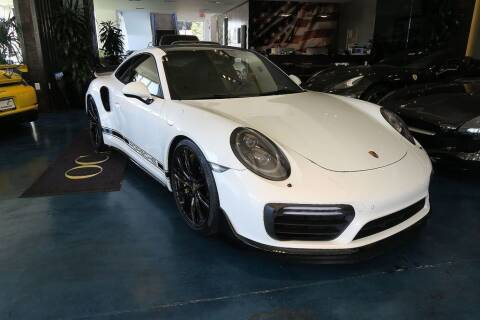 2017 Porsche 911 for sale at OC Autosource in Costa Mesa CA