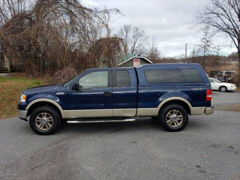 2007 Ford F-150 for sale at KMK Motors in Latham NY