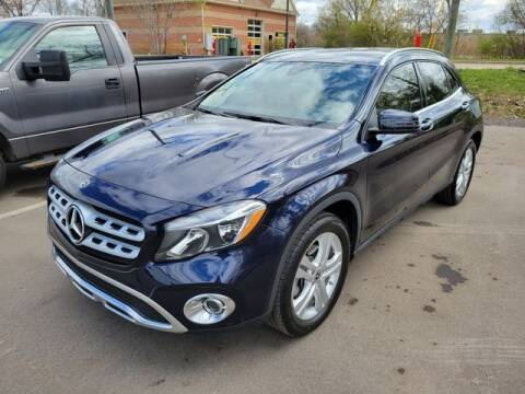 2018 Mercedes-Benz GLA for sale at North Oakland Motors in Waterford MI