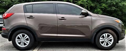 2011 Kia Sportage for sale at Square 1 Auto Sales - Commerce in Commerce GA