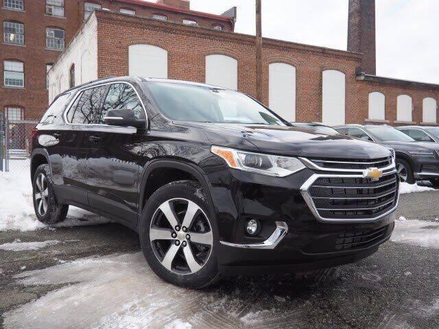 2021 Chevrolet Traverse for sale at Mirak Hyundai in Arlington MA