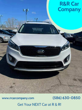 2016 Kia Sorento for sale at R&R Car Company in Mount Clemens MI