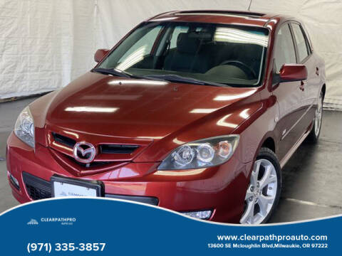 2009 Mazda MAZDA3 for sale at CLEARPATHPRO AUTO in Milwaukie OR