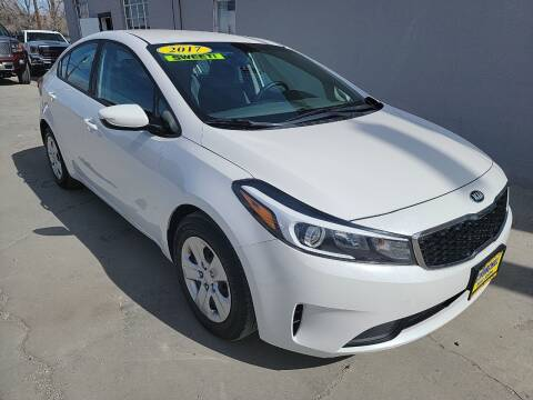 2017 Kia Forte for sale at CHURCHILL AUTO SALES in Fallon NV