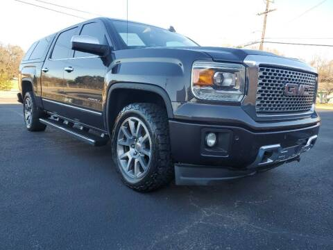2015 GMC Sierra 1500 for sale at Thornhill Motor Company in Lake Worth TX