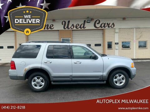 2002 Ford Explorer for sale at Autoplex 3 in Milwaukee WI
