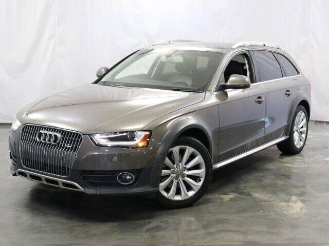 2015 Audi Allroad for sale at United Auto Exchange in Addison IL