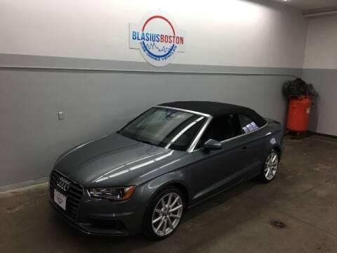2016 Audi A3 for sale at WCG Enterprises in Holliston MA