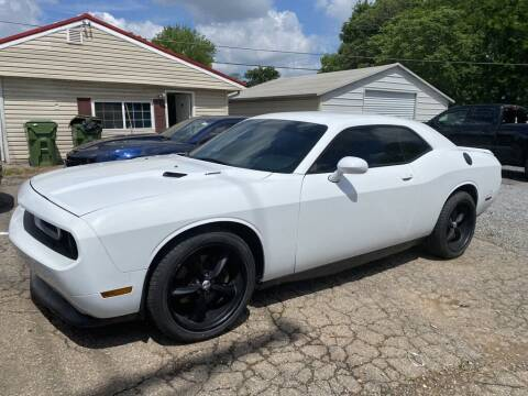 2014 Dodge Challenger for sale at Auto Solutions in Maryville TN