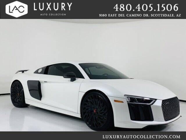 2017 Audi R8 for sale in Scottsdale, AZ