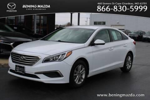 2016 Hyundai Sonata for sale at Bening Mazda in Cape Girardeau MO