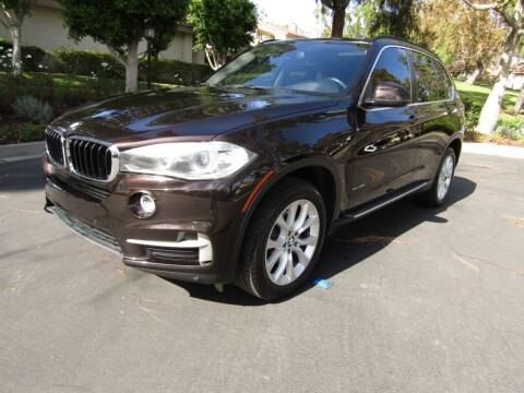 2016 BMW X5 for sale at E MOTORCARS in Fullerton CA