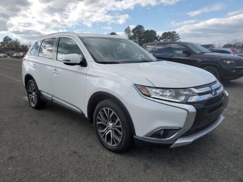 2017 Mitsubishi Outlander for sale at FLORIDA CAR TRADE LLC in Davie FL